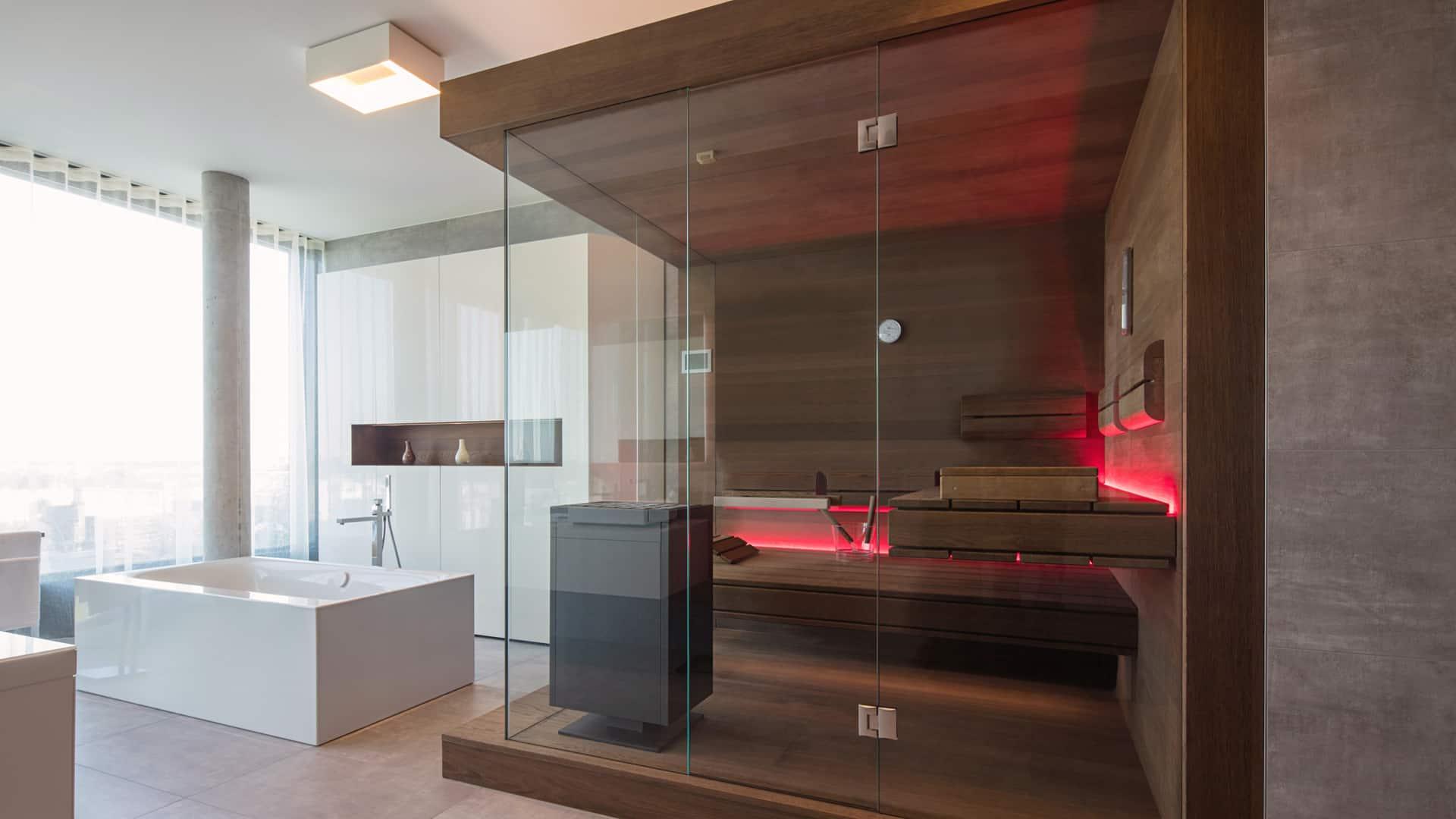 Bevorzugt Corso Saunamanufaktur sorgt für Ihre Wellness-Oase im eigenen Zuhause LU83