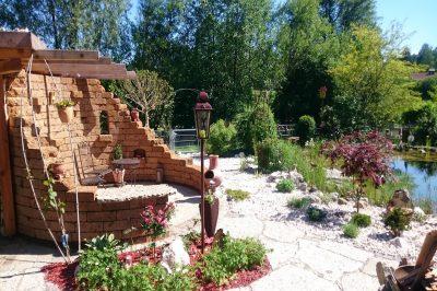 Gartenanbau von Kaffl