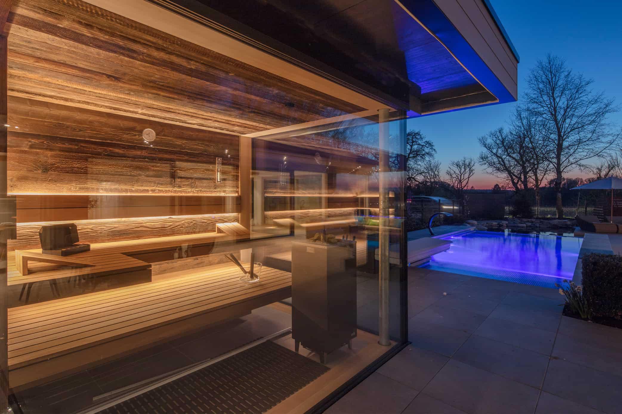 Hervorragend Corso Saunamanufaktur sorgt für Ihre Wellness-Oase im eigenen Zuhause TK17