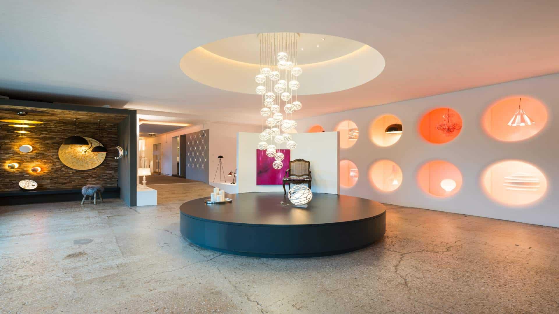 wml Lichtdesign im Hofquartier