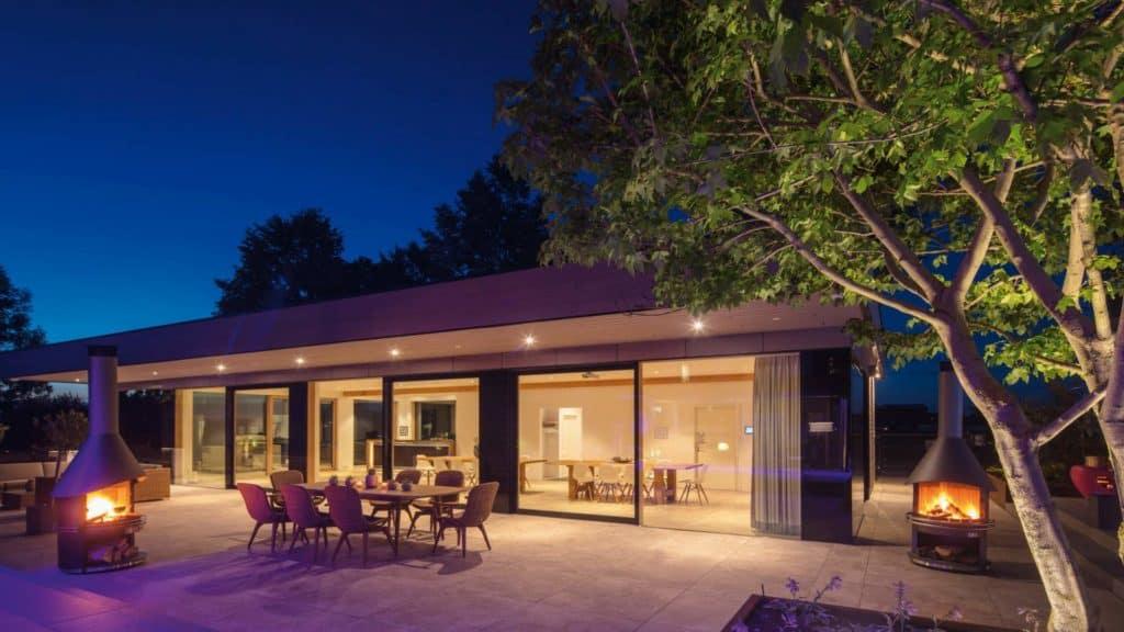 Riviera Poolhaus im Hofquartier