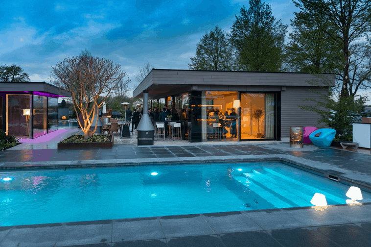Poolhaus Riviera Pool