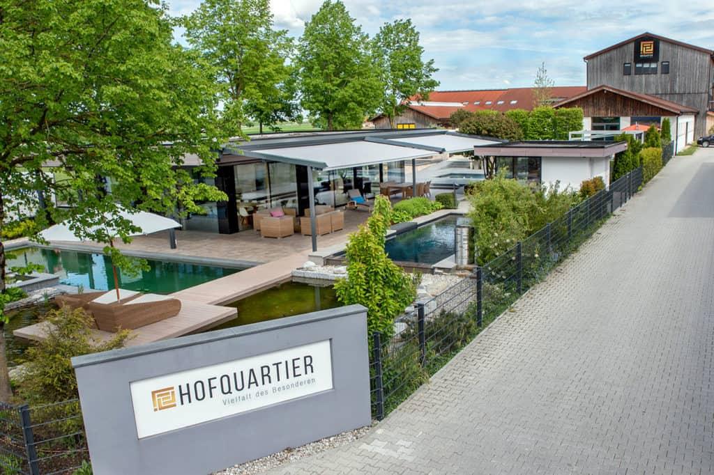 Bauen in der Zukunft: Hofquartier