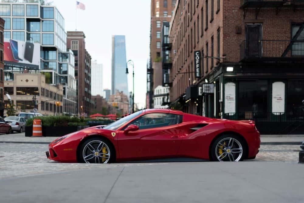 Schalkulisse-Ferrari